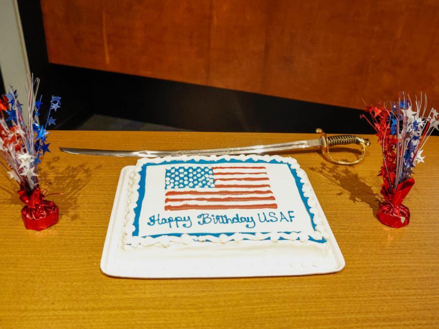 Prep School Celebrates Air Force Birthday