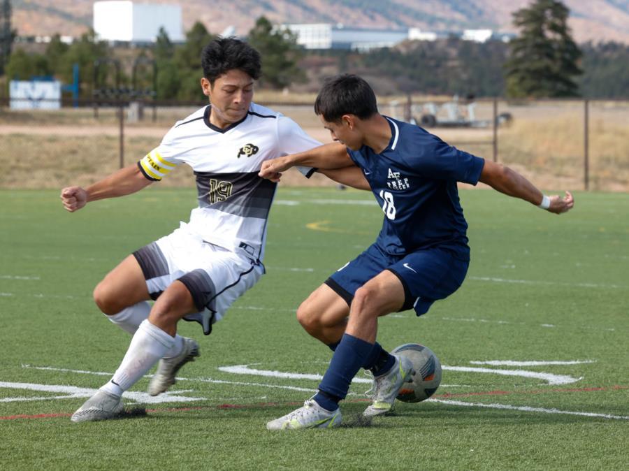 Prep Coed Soccer vs. CU Men's Club Team