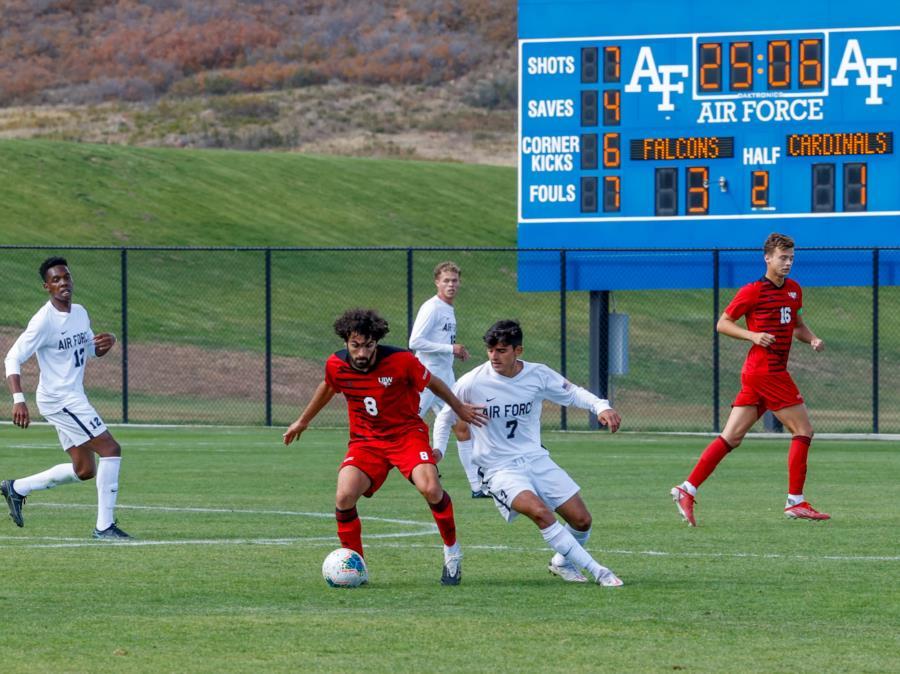 USAFA Men's Soccer vs. Incarnate Word