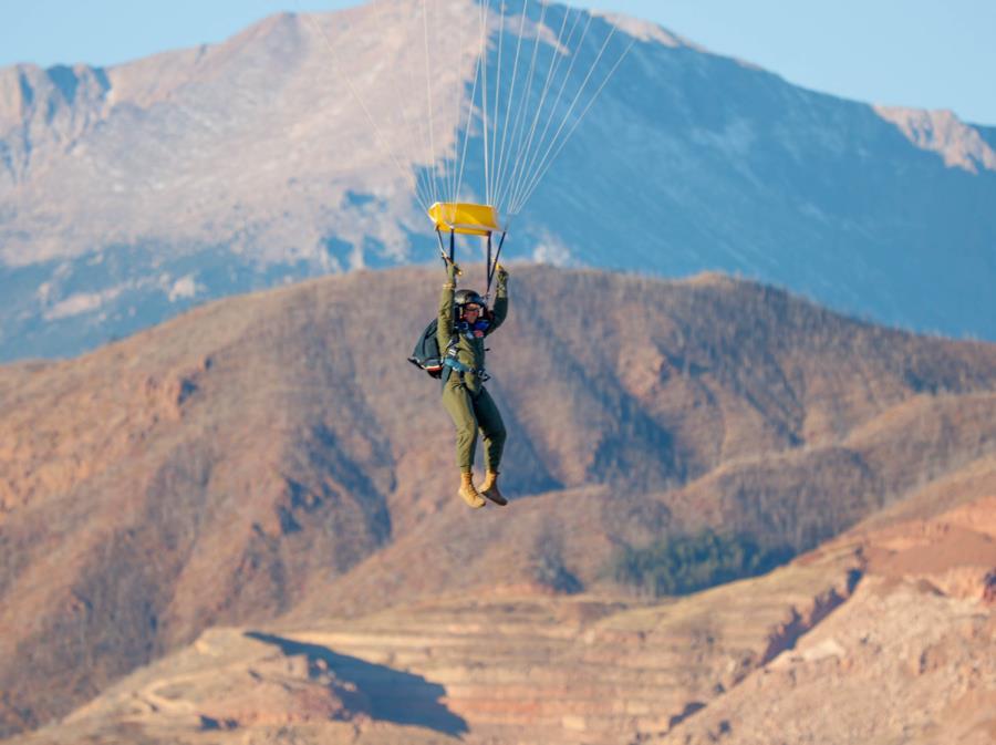 Jump Aerial Fall 2021