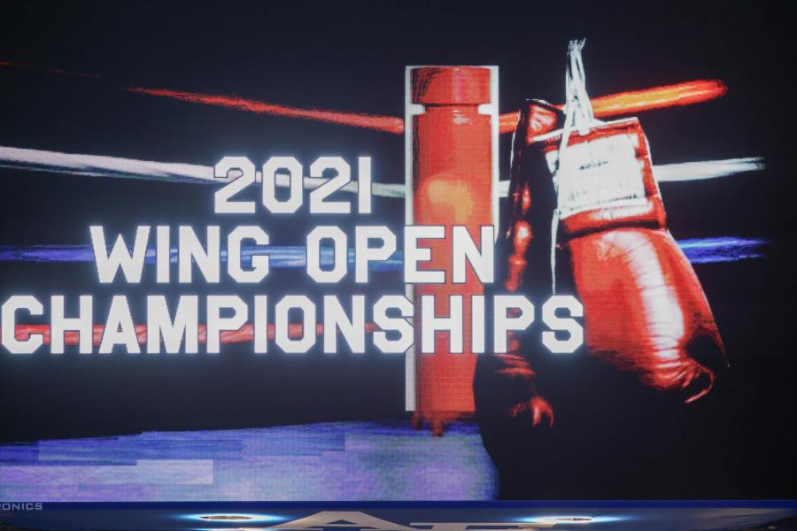 2021 Wing Open Championships