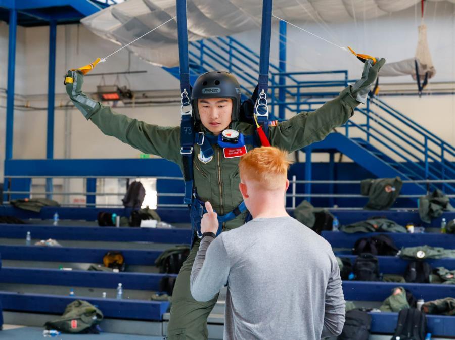 Fall  2021 Jump Ground Training
