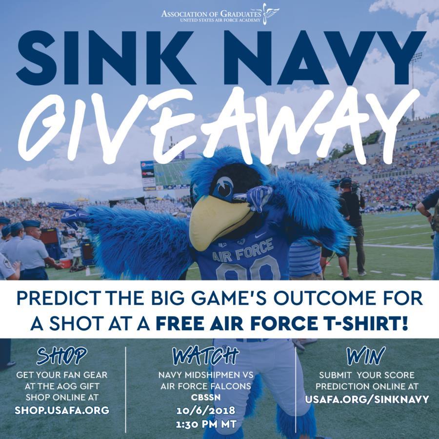 Sink Navy Giveaway!