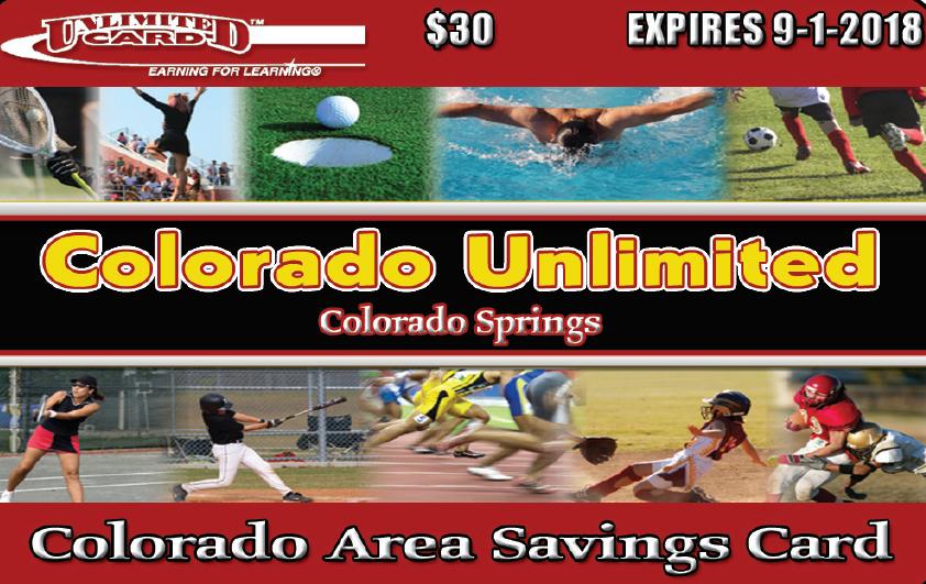 Colorado Area Discount Cards