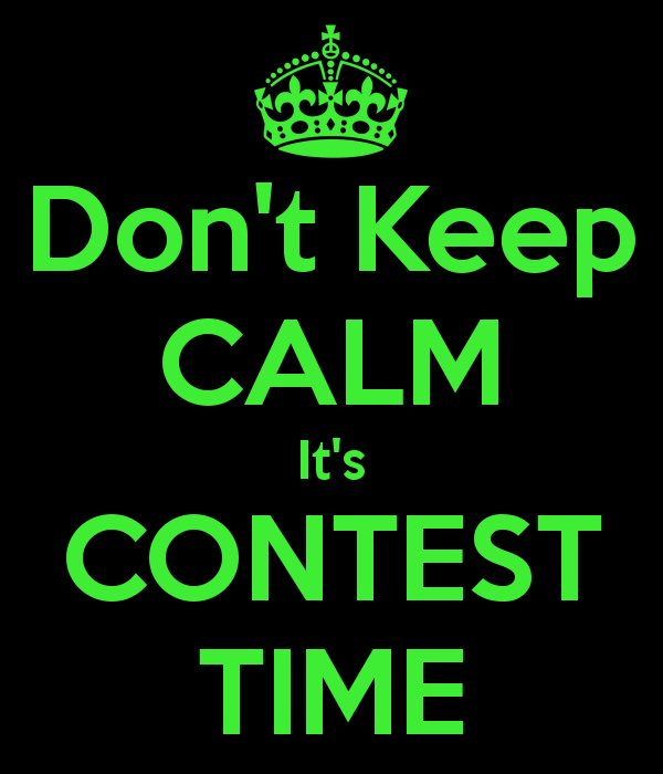 How About A Contest?