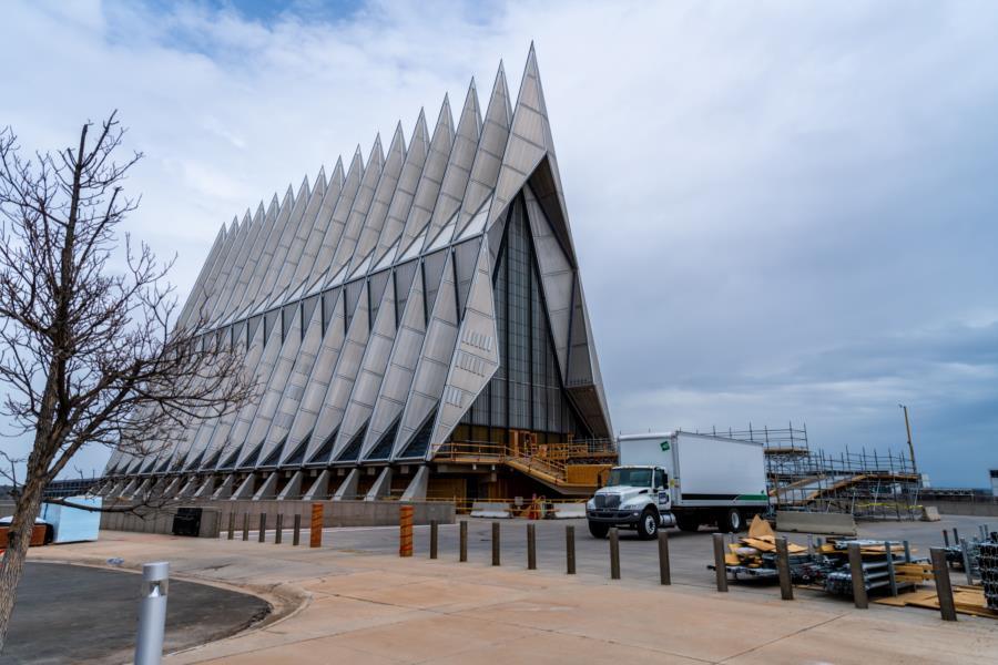 Cadet Chapel Renovation Update