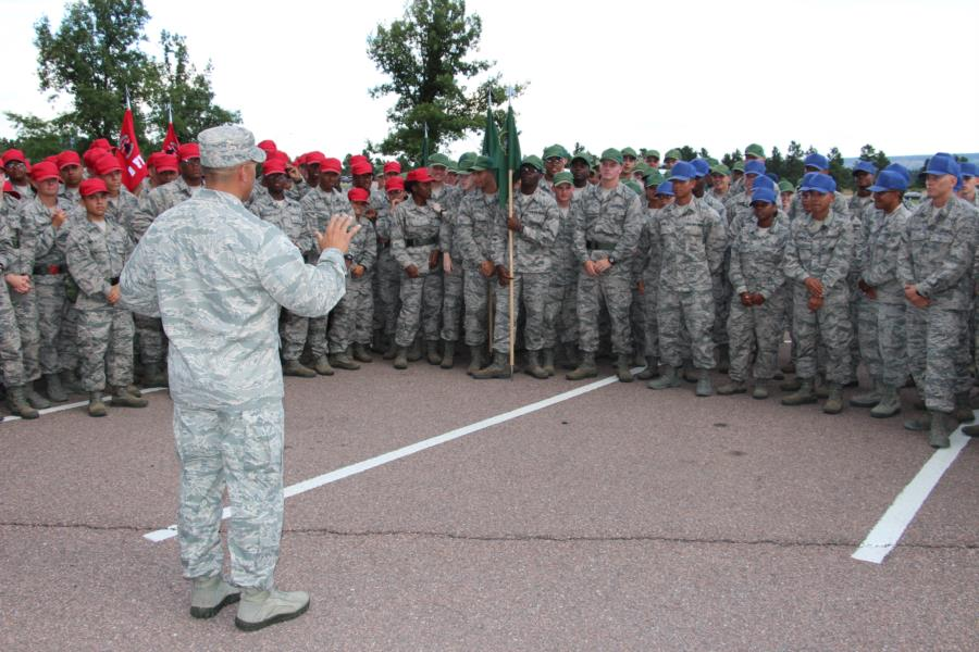 Prep BMT Drill Competition
