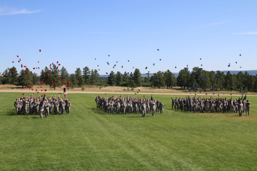 BMT Graduation Video