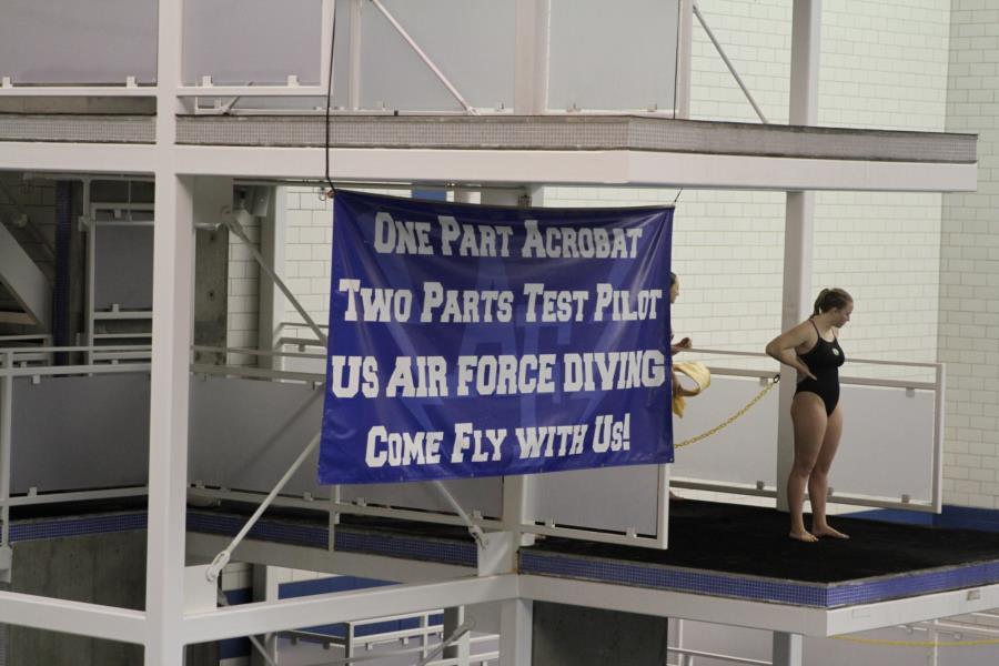 AF Diving Invitational