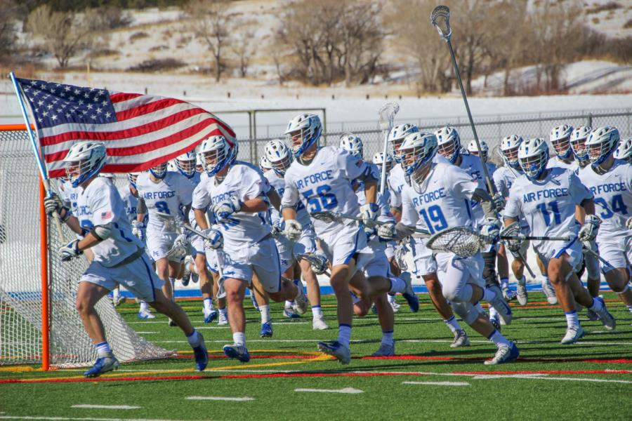 AF Lacrosse vs. University of Denver