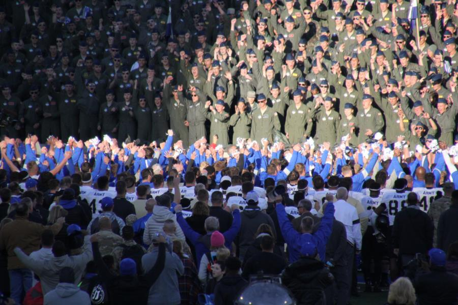 Air Force vs. Army Football Game