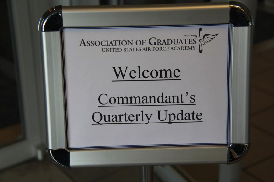 Commandant's Quarterly Update