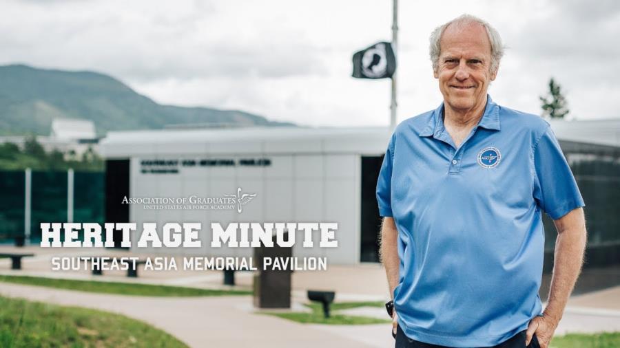 Heritage Minute - Southeast Asia Memorial Pavilion