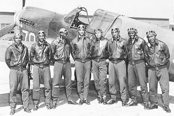 Tuskegee Airmen - AF History